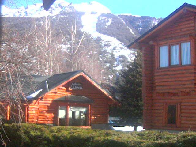 Cámara en Vivo Base Cerro Catedral